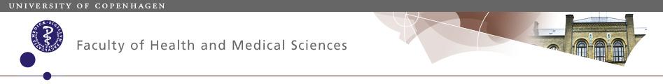Det Biovidenskabelige Fakultet - K�benhavns Universitet